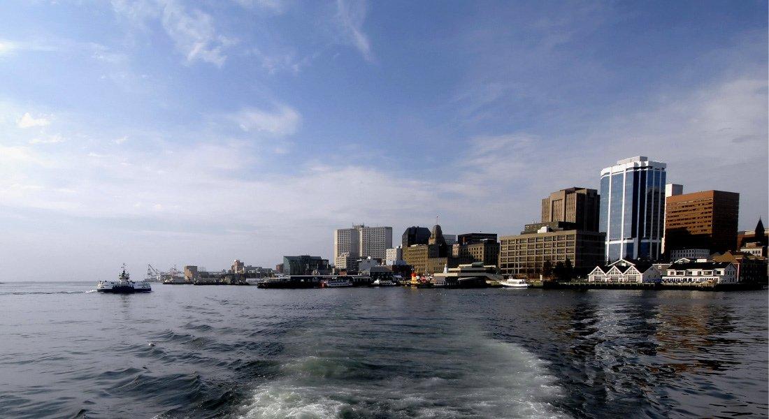 Skyline d'Halifax