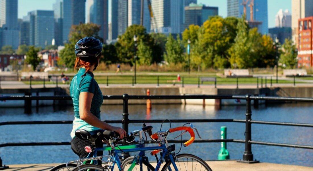 Piste cyclable du Canal Lachine