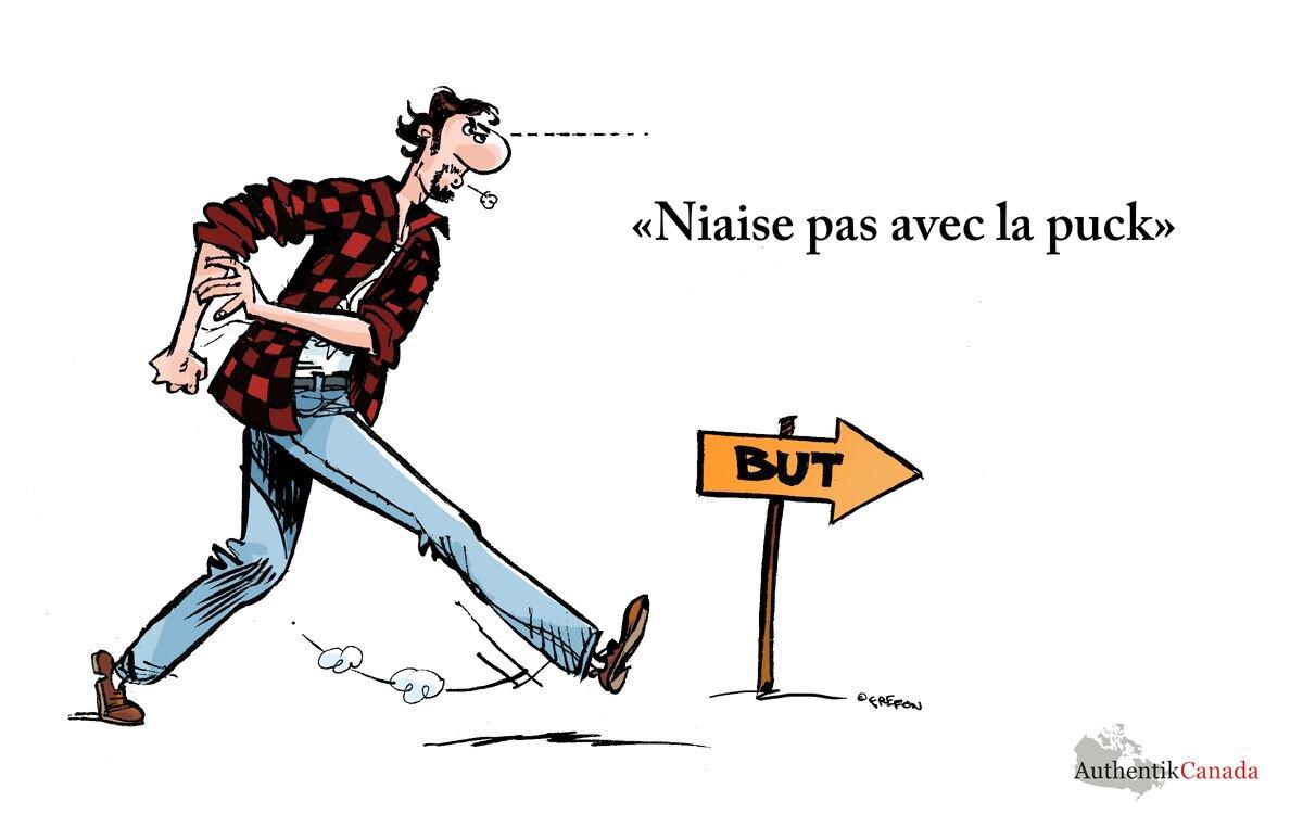 expression québécoise populaire