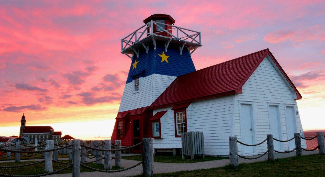 Grande-Anse, Acadie
