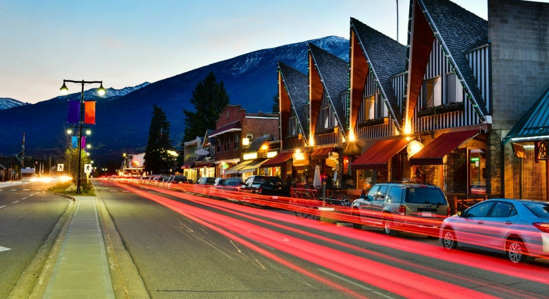 Nightlife de Jasper