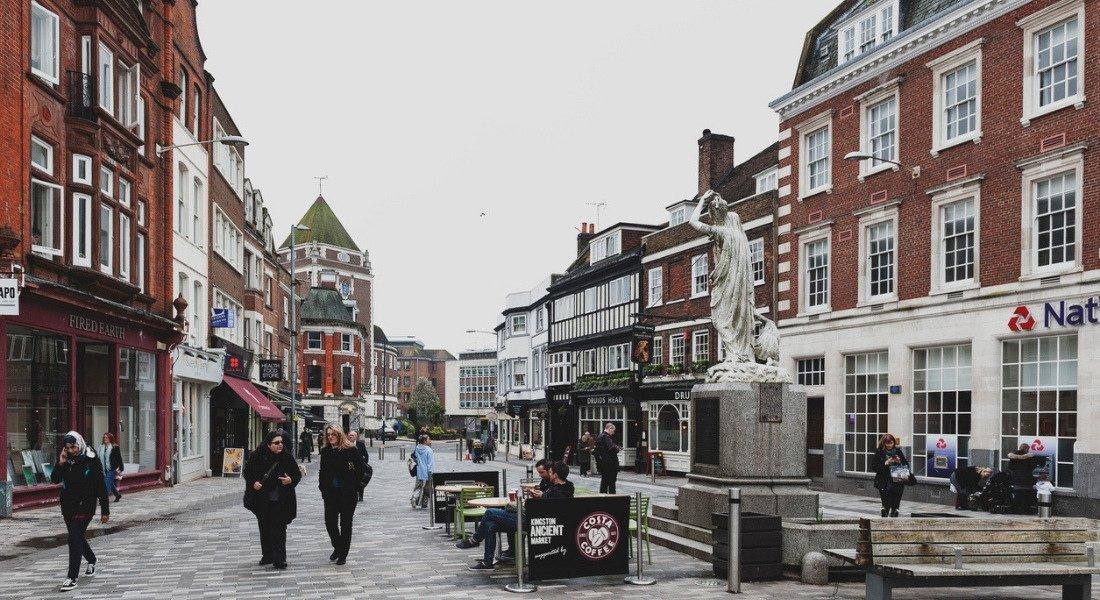 Centre-ville historique de Kingston