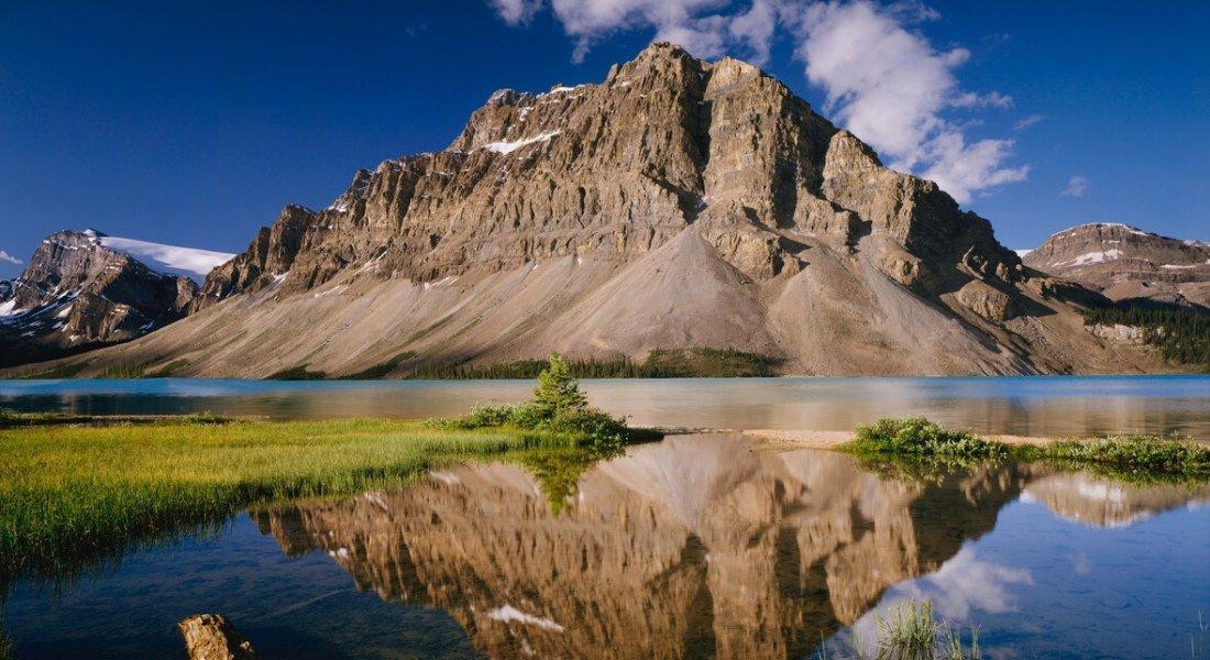 Bow Lake, Parc National de Banf