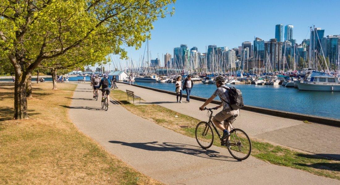 Visiter Vancouver sans voiture