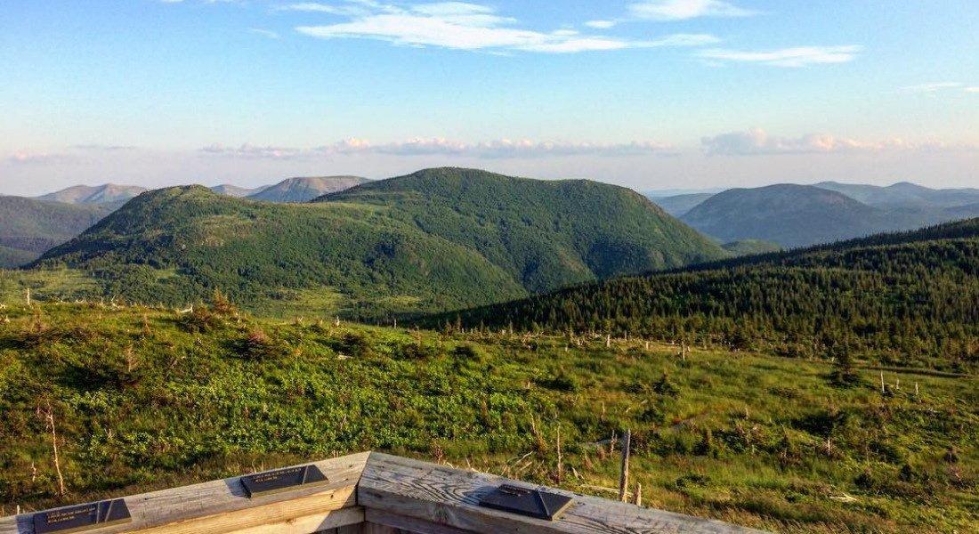 Sentier familial du mont Ernerst-Laforce