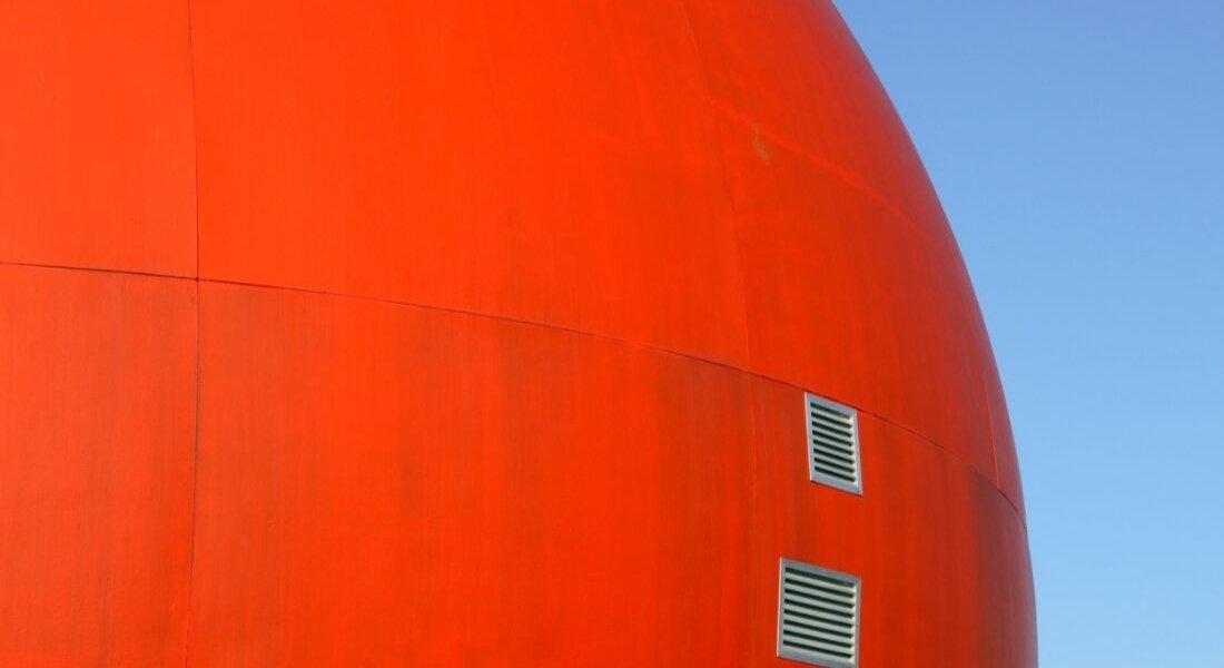 Orange Julep sur l'autoroute Décarie