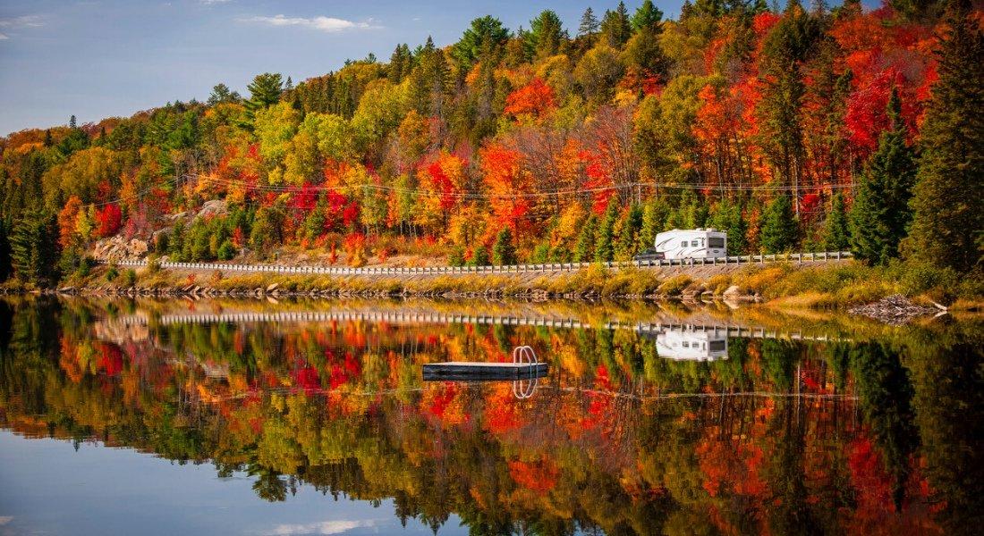 Le Québec en automne