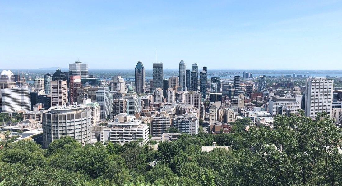 road trip au quebec au départ de Montréal