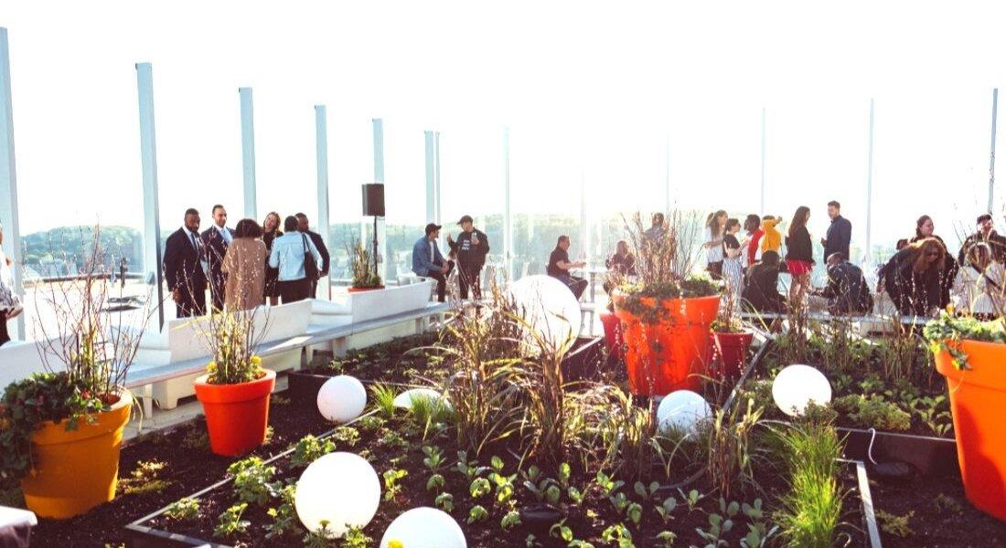 Terrasse du Sommet de la Place Ville-Marie