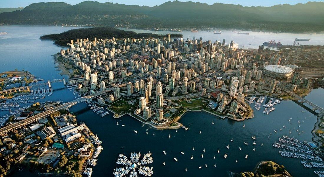Ville de Vancouver, Colombie-Britannique