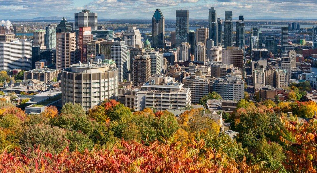 Belvédère Kondiaronk à Montréal