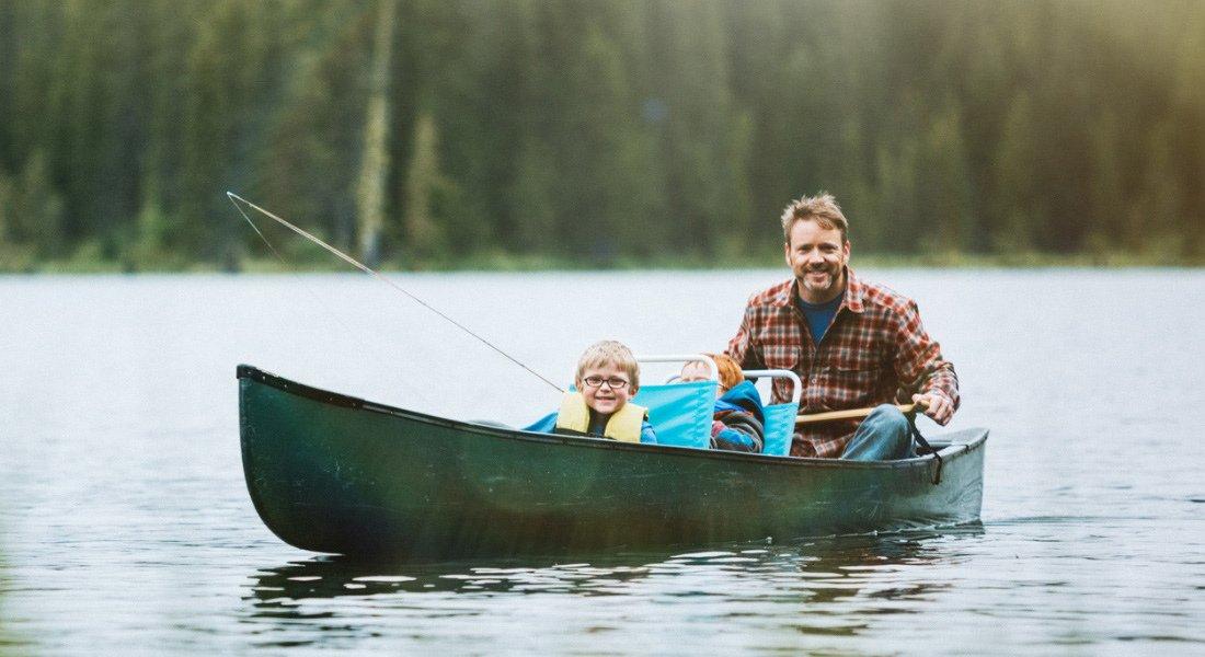 Pêcher en famille en Québec
