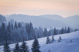 Comment réserver mon voyage d'hiver