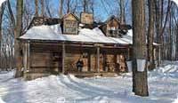 Canadian sugar shack