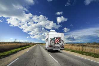 Driver license required for renting an RV in Canada