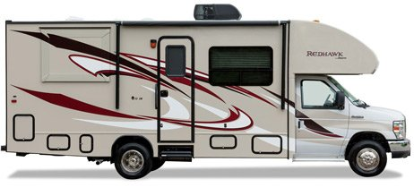 Class C Motorhome Rental In Canada With Discount Vr