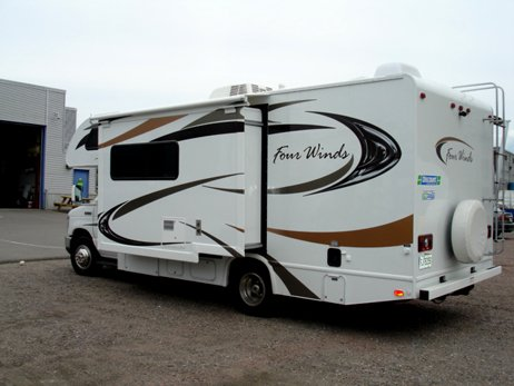 location de camping car c25. Black Bedroom Furniture Sets. Home Design Ideas