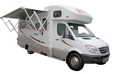 Class C Euro Style Rv Rental In Canada