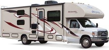 location du camping car c31 h au canada avec happy holidays. Black Bedroom Furniture Sets. Home Design Ideas