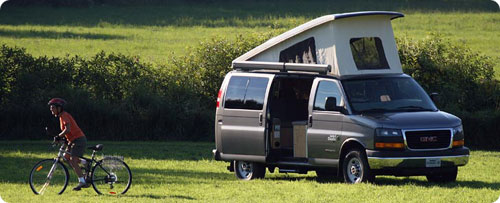 location de camping car b18 au canada. Black Bedroom Furniture Sets. Home Design Ideas