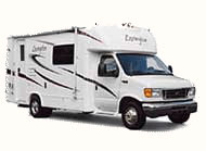 location de camping car svc au tats unis. Black Bedroom Furniture Sets. Home Design Ideas