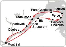 Voyage Quebec pas cher : sjours Quebec. Vacances pas cher