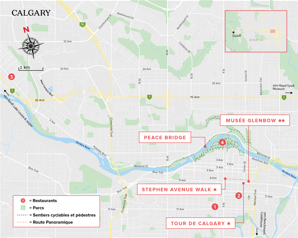 Calgary Carte
