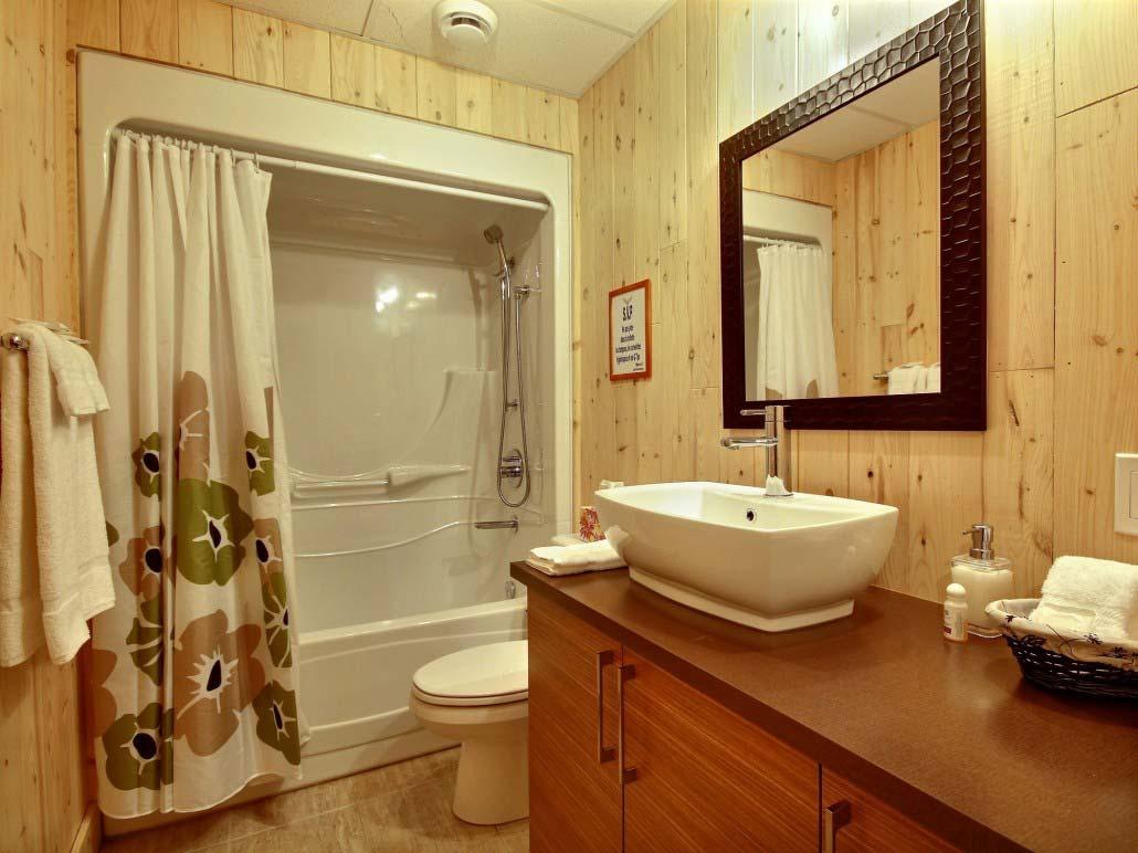 Salle de bain-3 Chalet L'Aigle Royal