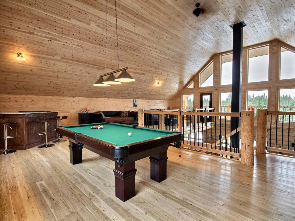 Billard Chalet L'Aigle Royal
