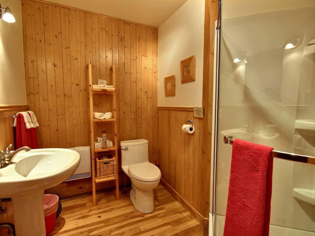 Salle de bain Chalet Capteur-de-Rêves