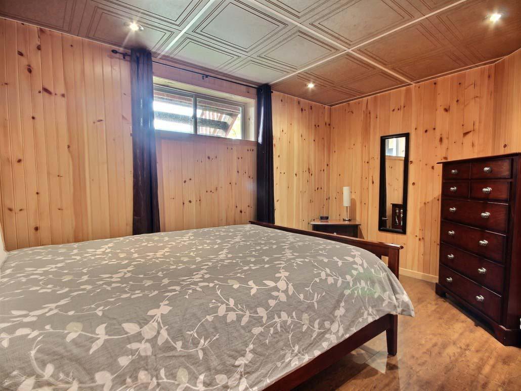 Chambre-3 Chalet Carcajou