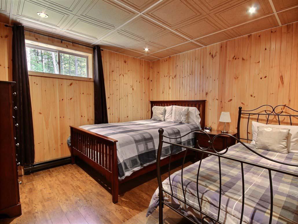 Chambre-4 Chalet Carcajou