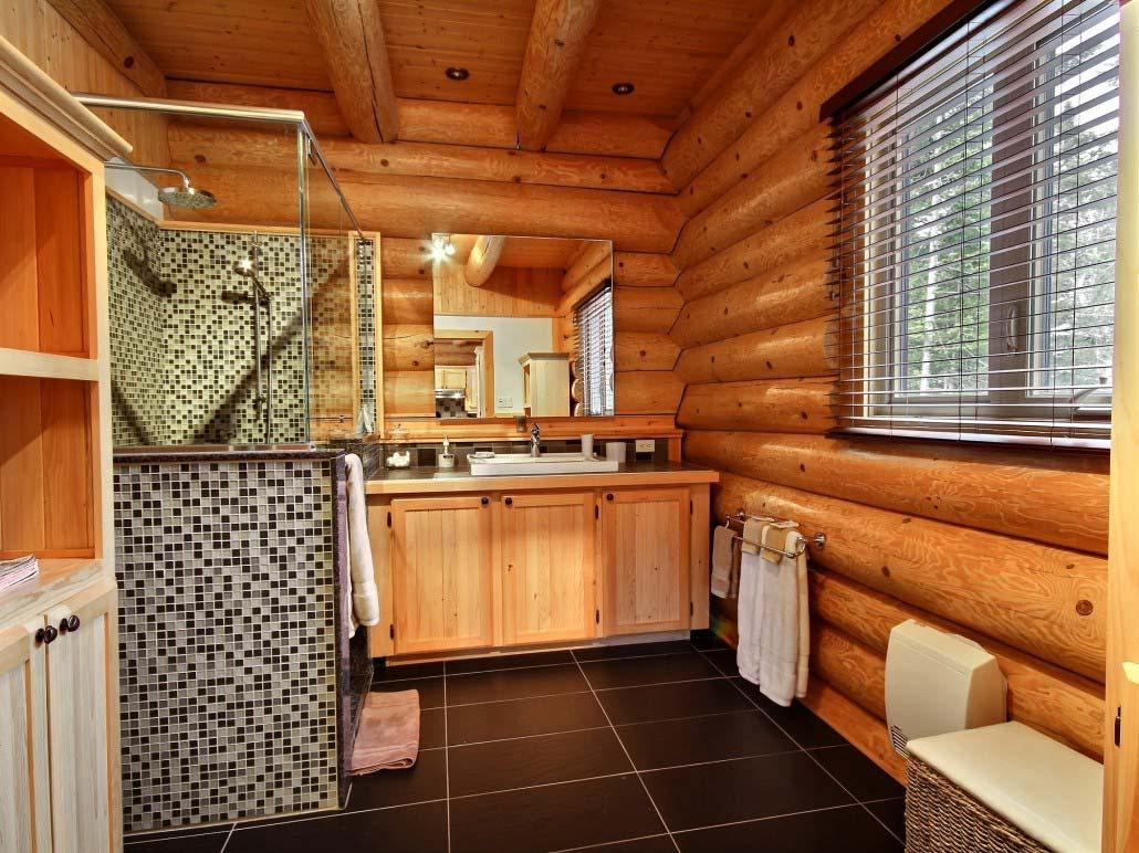 Salle de bain Chalet Le Castor