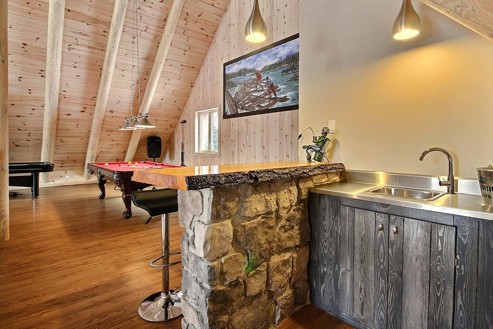 Mini-bar Chalet Draveur