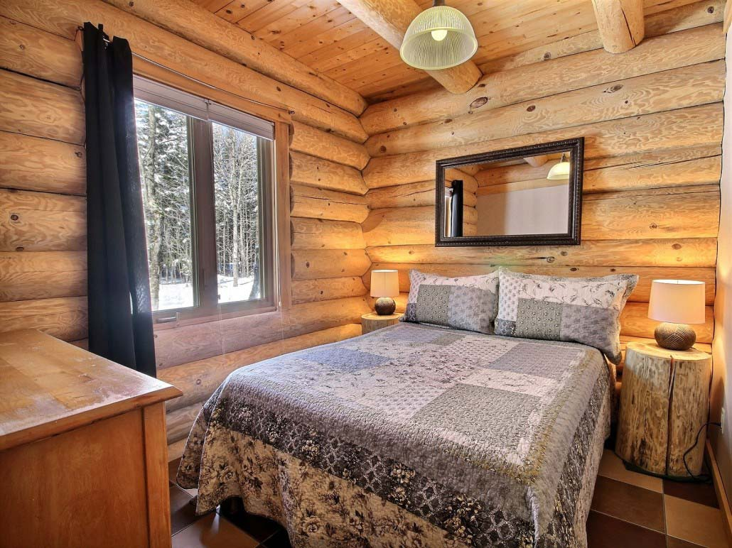 Chambre Chalet Forestier