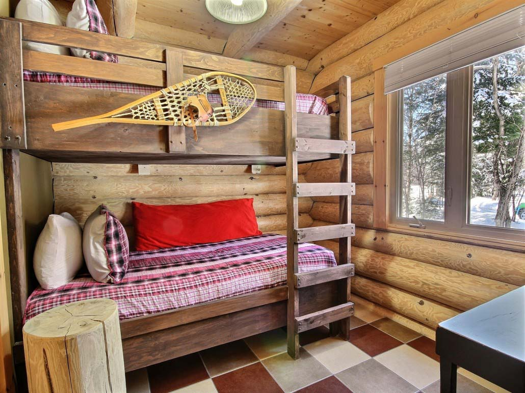 Chambre-1 Chalet Forestier