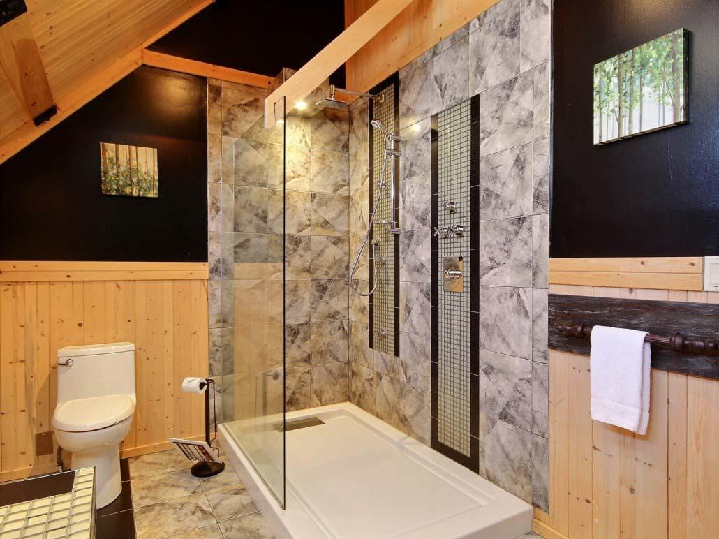 Salle de bain-2 Chalet Forestier