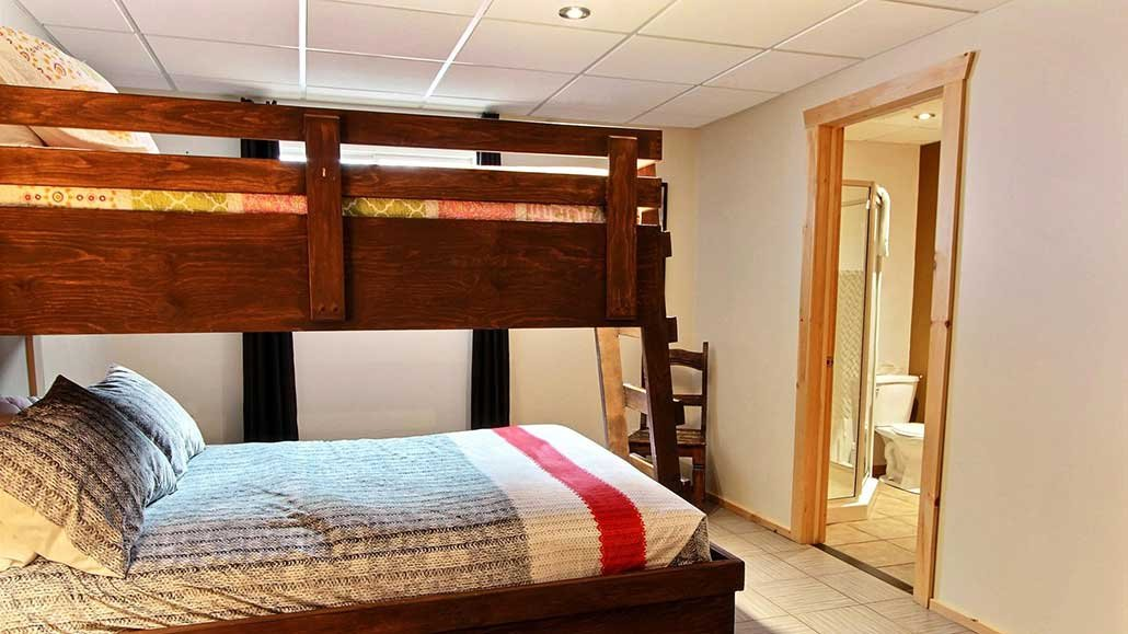Chambre-5 Chalet Forestier