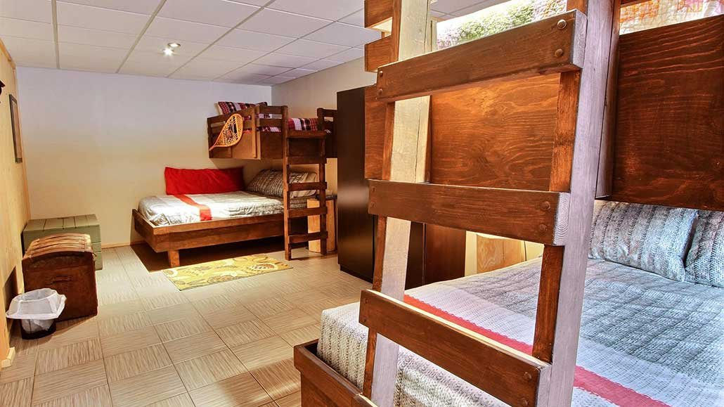 Chambre-4 Chalet Forestier