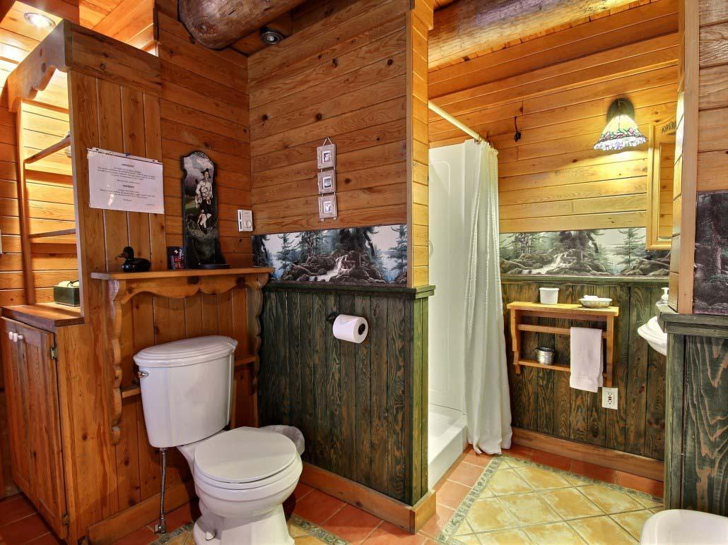 Salle de bain Chalet Grand-Duc
