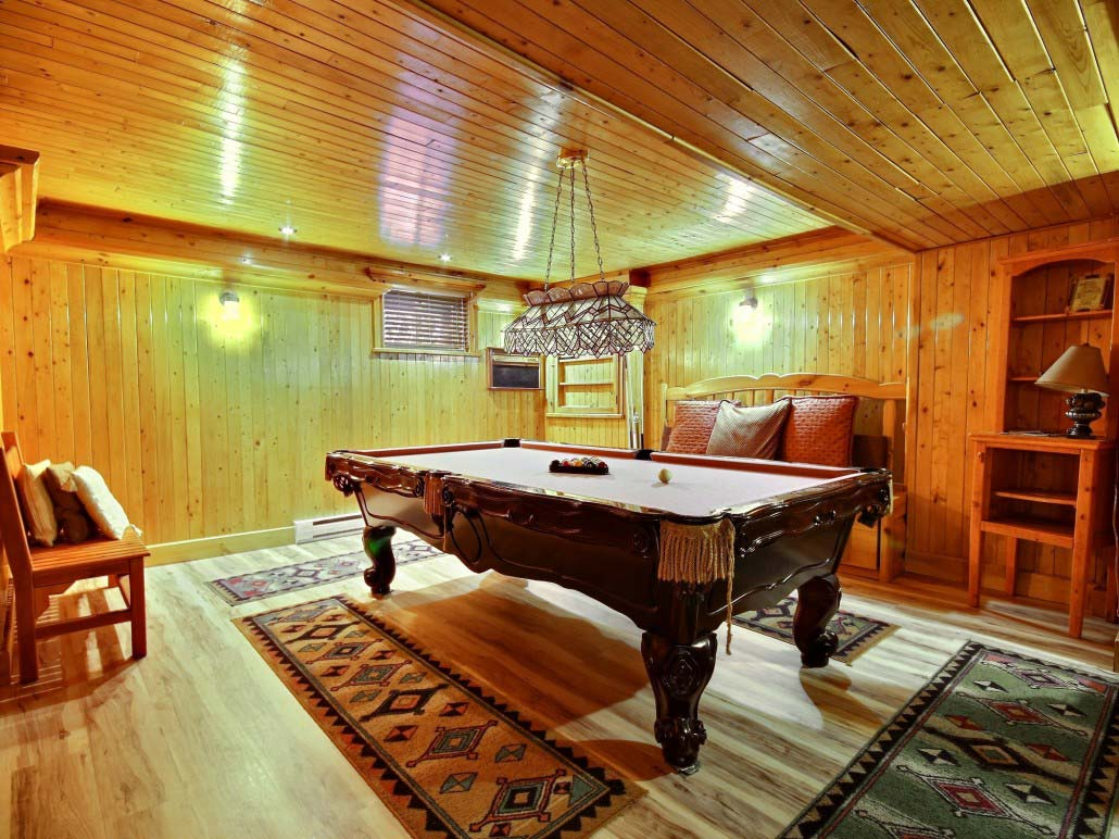 Table de billard Chalet Grand-Duc