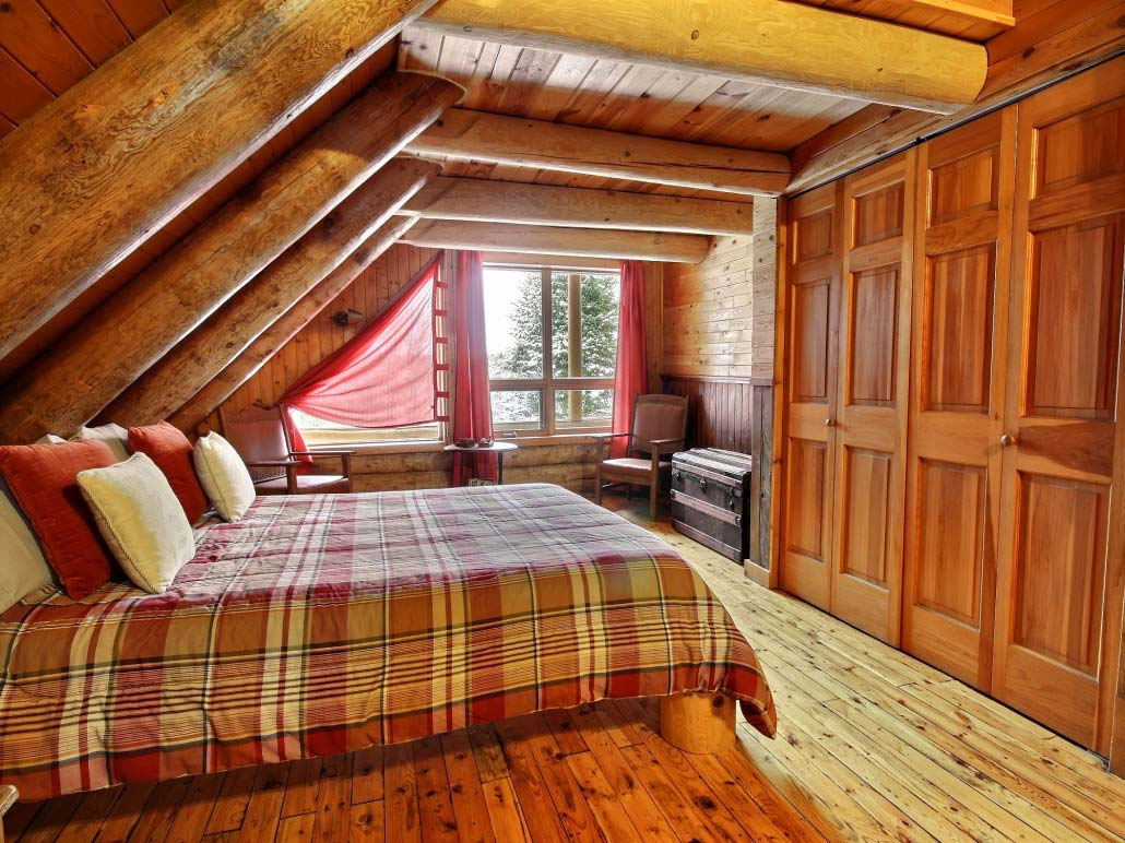 Grande chambre Chalet Grand-Duc