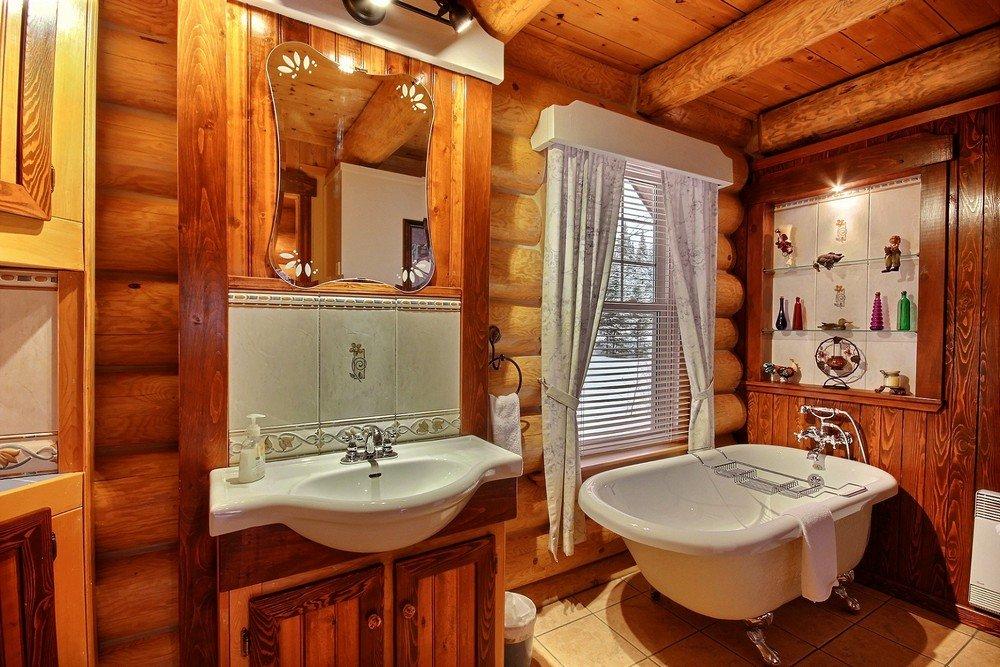 Salle de bain Chalet Le Grand-Pic