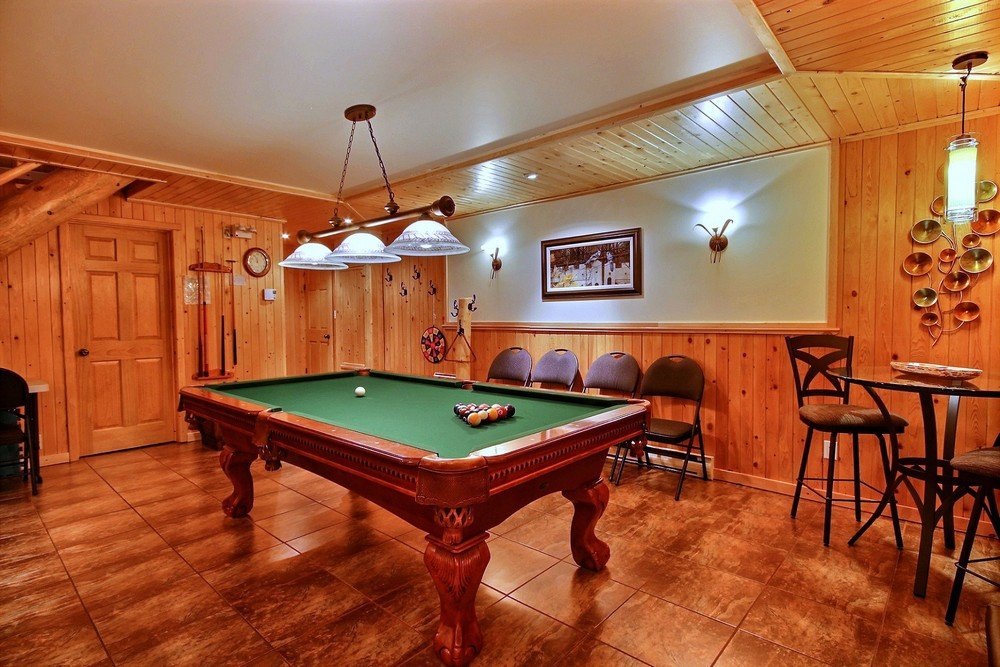 Table de billard Chalet Le Grand-Pic