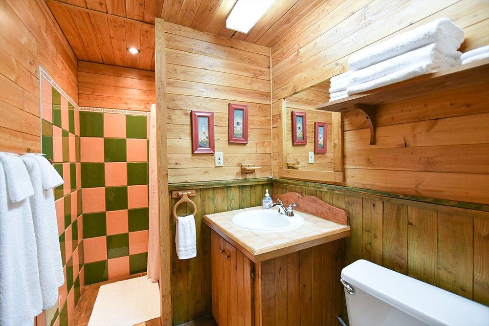 Chambre-11 Chalet Le Huard