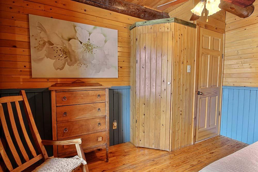 Chambre-3 Chalet Le Huard