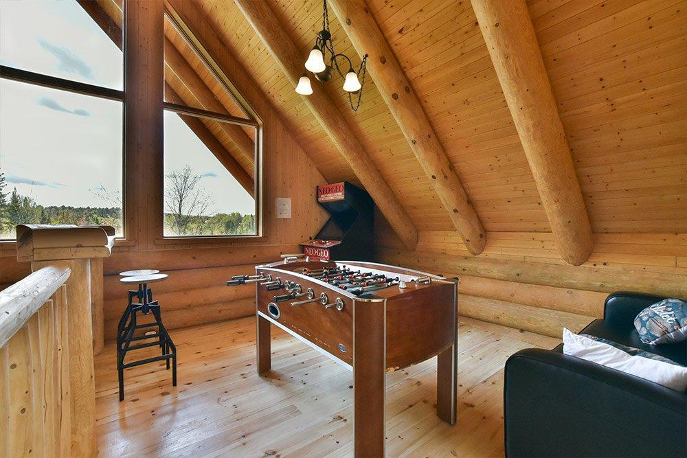 Table de babyfoot Chalet Klondike