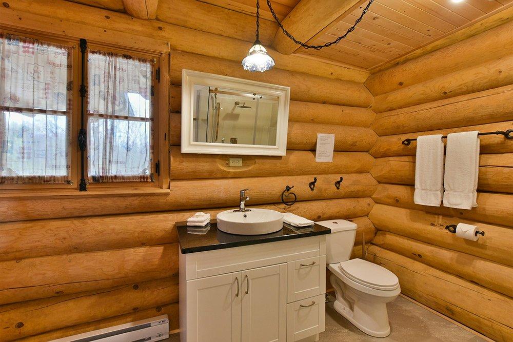 Salle de bain Chalet Klondike