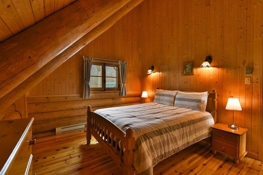 Chambre Chalet Klondike