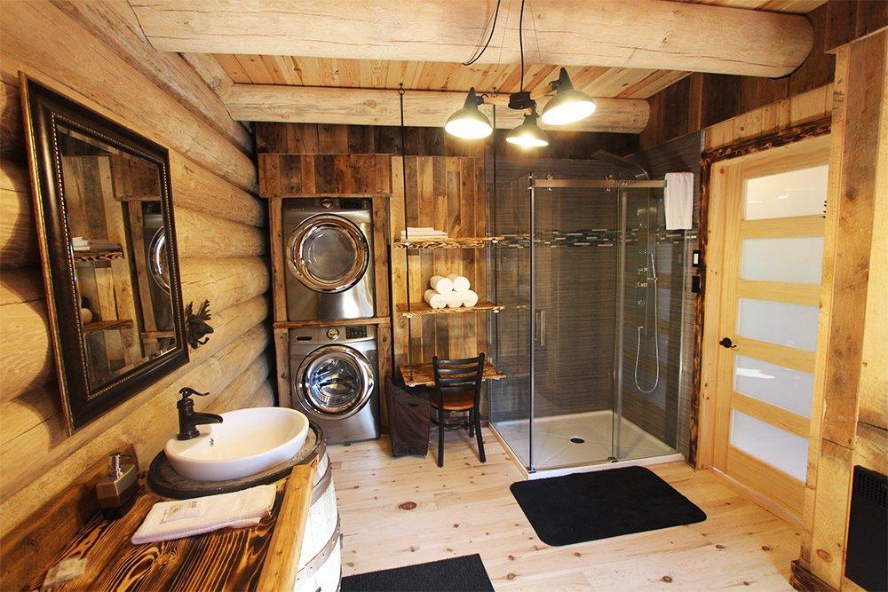 Salle de bain Chalet Légende